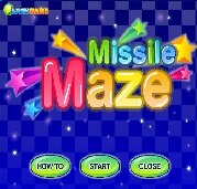 The Missile Maze Game